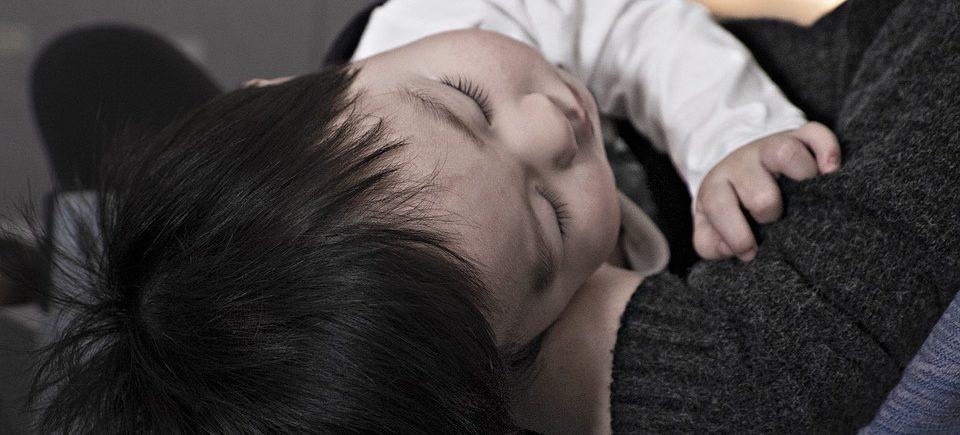 Massage parent enfant